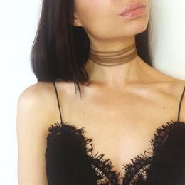 Wholesale Chains For Sale Cheap - 1pcs Hot Sales Chokers Fashion Necklaces for Women Girls Fashion Accessories Cheap Pendants South Korea velvet Materials Wholesales NICE