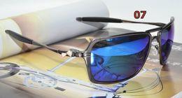 Wholesale Iridium Glasses - NEW IN ORIGINAL BOX IINMATEE GUN w  RUBY Iridium Polarized Glasses SUNGLASSES TOP QUALITY BEST TOP quality Metal frame