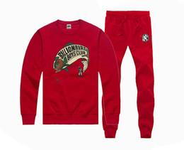 Wholesale Ivory Suits For Men - Hot-sale Billionaire Boys Club BBC Sweatshirts suit for Men and Women Fleece Lined Hip Hop Skateboard Crewneck hoodies S-4XL