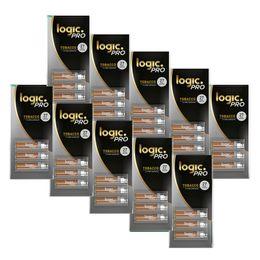 Wholesale Ecig Pro - Logic pro disposablecartridge with rechargeable 300mAH battery disposable ecig vaporizer pen kit with USB DHL free