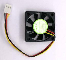 Wholesale Fan Drive - New Original YOUNG LIN DFB401012M 12V 0.7W 40*40*10MM 4cm 3Lines cooling fan