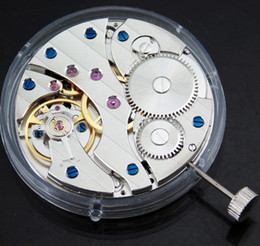 Wholesale High Priced Watches - P426 High quality 17Jewels ST36 mechanical hand winding 6497 Watch Movement Mens Low price and good quality Movement