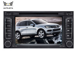 Wholesale T5 Dvd - 4UI intereface combined in one system CAR DVD PLAYER VW TOUAREG T5 Multivan Transporter 2004 2005 2006 2007 2008 2009 2010 2011 GPS TV MAP