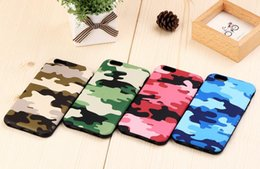 """Wholesale Military Phone Covers - Camo Army Camouflage Military Case hard back cover For iPhone4 5 6 4.7"""" 5.5"""" Sumsung Painting cell phone cases"""