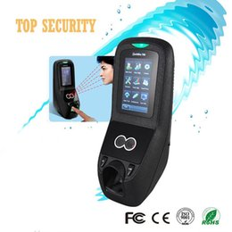 Wholesale Time Access Control System - Face+Fingerprint+RFID card time attendance and door access control system TCP IP and USB communication Multibio700 iface7