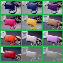 Wholesale Low Priced Messenger Purse - Newest Lowest price !New Women Fashion Bags Lady PU Leather Handbag Messenger Shoulder Hoho Purse Satchel Crossbody Bag 2928
