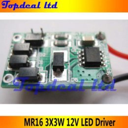 Wholesale 3x3w Led Chip - 50pcs 12V 24V 10W LED Driver for 3x3W 9-11V 850mA high Power 10w led chip transformer,