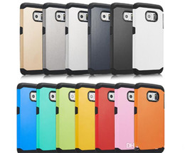 Wholesale S4 G4 - Hybrid SGP Slim Tough Armor Cases TPU+PC rugged cover for LG K7 G5 Case Samsung Galaxy S4 S5 s7 S6 edge Note 4 5 iphone 6s plus 5S se LG g4