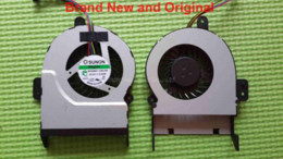 Wholesale Asus K55 - Brand new and original cpu cooling fan for Asus k55 X55A K55A K55X laptop CPU cooling fan cooler MF60090V1-C480-S99