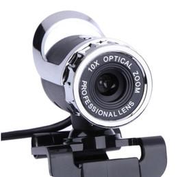 2019 hd mini webcam El más reciente USB Webcam 12 megapíxeles de alta definición cámara Web Cam 360 grados MIC Clip-on para Skype ordenador