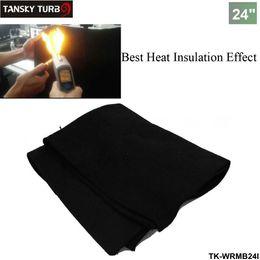 """TANSKY -Car 24 """"x 24"""" x1 / 4 Manta de soldadura de fibra de carbono antorcha escudo plomería disipador de calor escoria fuego fieltro TK-WRMB24I desde fabricantes"""