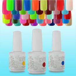 Wholesale Gelish Coat - Choose Any 3 Colours IDO Gelish Nail Art Soak Off UV LED Gel Nail Polish Foundation Top Coat 220 Colors