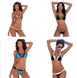 swimsuit de franja de uma peça branca Desconto 2017 new sexy bikinis mulheres maiô maiô maiô biquíni set plus size swimwear xxl biquini tankini monokini