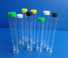 Vape dhgate online-DHgate tubi di plastica trasparente imballaggio tubo di plastica PVC PP tubi per 92A3 CE3 G2 olio di vape cartucce 510 pacchetto di carrelli vaporizzatore