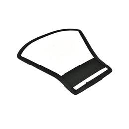 schnelle schlinge kamera Rabatt Universal Flash Diffusor Softbox Silber / Weiß Reflektor für Canon Nikon Pentax Yongnuo Speedlite Fotografie Studio Foto