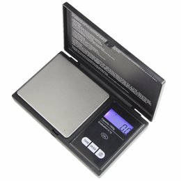 Wholesale Mini Digital Jewelry Pocket Gram - Wholesale-1000g x0.1g Mini Digital Scale Jewelry Pocket Balance Precision Weight Gram LCD