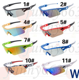 Wholesale Drop Shipping Sunglasses - SUMMER Hot Sell Men's cycling Sunglasses Famous Design Sunglasses leopard print woman outdoors glass Discount 11Colors DROP free SHIPPING