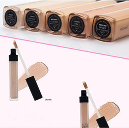Wholesale Whitening Anti Freckle Cream - 2017 new arrive high quality Radiant Creamy Concealer Anti-Cernes Eclat Texture Cremeuse 6 colors 6ml free shipping