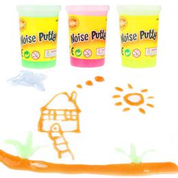 penser Mastic souffler des bulles dessiner Intelligent Creative Smart Fidget jouet Slime Slime stupide slime jouets boue argile Fimo Magnétique pâte à modeler Safe Mud ? partir de fabricateur