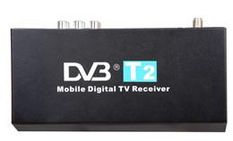 Wholesale Gps Box For Car Dvd - DVB-T2 Mobile Digital TV Box Digital TV Receiver For Car Android DVD GPS Radio Player Car Stereo