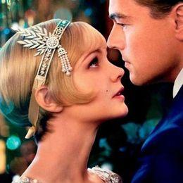 Canada Mode Le Grand Gatsby Cheveux Accessoires Cristaux Perles Glands Cheveux Hoop Bandeau Bijoux De Cheveux De Mariage Mariée Tiara Bandeau De Cheveux cc De Noël Offre