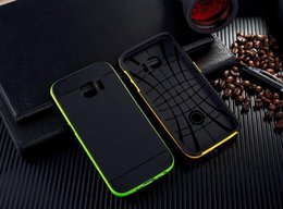 Wholesale iphone bumper card - Hybrid Bumblebee Armor Dual Layer TPU PC Bumper Shockproof Back Cover Case For LG G3 G4 G5 Stylus 2 LS770 LS775 K7 K8 K10 V10