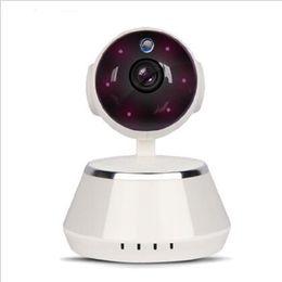 Wholesale Two Way Webcams - 100W Pixel HD 720P Pan Tilt Wireless IP Camera WIFI Webcam NIght Vision Two-way Audio Home Security CCTV Camera surveillance
