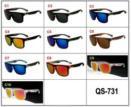 Wholesale Riding Goggles - 731 fashion sports riding sunglasses, square simple models, fashion a variety of styles of high quality sunglasses wholesale