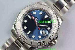 Wholesale Eta Swiss Date - Luxury Men Mechanical Wrist watches Blue Face Sapphire Swiss ETA 2836-2 Automatic Movement Date 316 Stainless Steel Mens Antique Watch 40mm