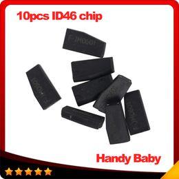 Wholesale Auto Car Key Programmer - ID46 Chip For CBAY Handy Baby Car Key Copy JMD Handy Baby Auto Key Programmer ID46 Chip 10pcs lot free shipping