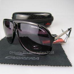 Wholesale C Butterfly - Hot Sale 2017 New Fashion Vintage Sunglasses Men Women Brand Design CA Square Sun Glasses Feminine Retro Classic Oculos De Sol Gafas C-28
