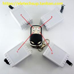 2019 module de relais unique Smart Home Kit 433M Télécommande sans fil à distance intelligente Retard Relais interrupteur marche / arrêt pour lampe LED d'éclairage fluorescent