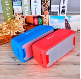 Wholesale Memory Card For Mp3 Player - NR-2014 Wireless Bluetooth Speaker Loudspeaker Support USB TF Card Memory Card for iphone6 6s 7 plus