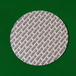 Wholesale Pharmaceuticals Wholesalers - Free shipping customed size PS Washer, Septa, Self-sealing gasket for plastic bottles, sealing closure, Pressure sensitive Liner,