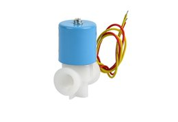 "Wholesale Water Solenoid Valve 12v - Wholesale-Free shipping New 1 4"" Electric Solenoid Valve 12-Volt DC, 12V DC, Air, Water"