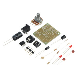 Wholesale Hots Dvd - Wholesale-Free Shipping New Arrival 1pcs LM386 Super Mini Amplifier Board Module 3V-12V DIY Kit Perfect High Quality Hot Selling