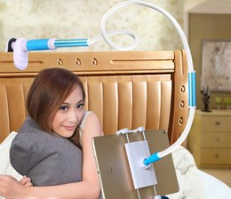 Deutschland Universal flexibler Halter Arm Lazy Handy Gooseneck Ständer Halter Stents Flexible Bett Schreibtisch Tisch Clip Halterung für iphone Versorgung