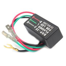 реле освещения Скидка DC 12 В 3 контактный сигнал поворота мигалкой реле для автомобиля мотоцикл ATV лампа Led свет