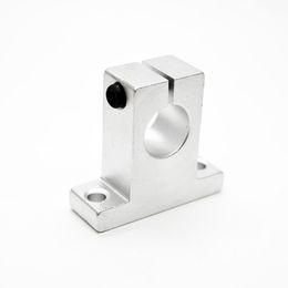 Wholesale Xyz Cnc Table - Wholesale- 10pcs linear rail shaft 8mm SK8 SH8A Linear Rail Shaft Support XYZ Table CNC Free Shipping