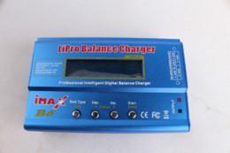 Wholesale Imax B6 Balance - Free Shipping 2015 Newest 1Set New iMAX B6 Lipo NiMh Li-ion Ni-Cd RC Battery Balance Digital Charger Discharger