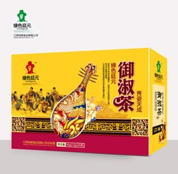 Wholesale Diets Detox - Slimming Green Herbs Slim Weight loss Tea Burnt Fat Diet Detox -Yu Shu Tea