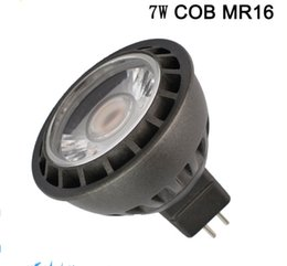 Wholesale Dimmable Led Downlight 7w - 5W6W7W Led Light Spotlight led bulb downlight lamps MR16 12V indeed lamp light dimmable led lamp