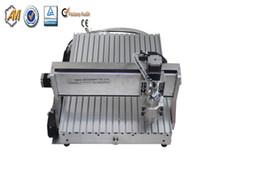 Wholesale Cnc Mini Mills - High Presion high quality 6040 CH80 800w soft metals plastics woodworking cnc mini engraving machine, Chinese cnc milling machine
