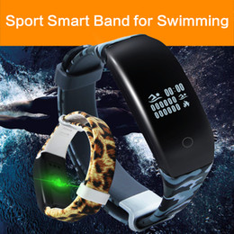 Wholesale Bluetooth H5 - H5 Sports Smart Wristband Bluetooth Swimming Smart Bracelet With Waterproof Design ,Sleep Monitoring Calorie Burning Monitoring