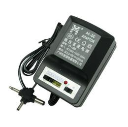 Wholesale Adjustable Power Regulator - AC220V IN DC Power Adapter Adjustable Regulator 1.5v 3v 4.5v 6v 9v 12v 1A