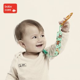Wholesale Baby Prevent Lost - Baby Pacifier To Prevent The Chain Off The Folder Folder Bite Chewing Music Anti - Lost Chain Mother - Baby Products Wholesale