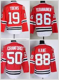 Wholesale Xl Hockey Jersey Chicago - 2017 Winter Classic Chicago Blackhawks Hockey 2 Keith 19 Jonathan Toews Crawford 72 Artemi Panarin 88 Patrick Kane 81 Marian Hossa Jersey