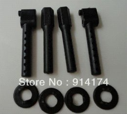 Wholesale Nitro Cars Parts - henglong 3850-1 1 10 RC Nitro sprint car Part No 31 32 134 body shell column 2sets lot free shipping
