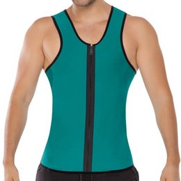 Wholesale Hot Shapers For Men - Wholesale-MT580 waist training corsets for men Neoprene waist trainer hot shapers waist trainer body shaper waist cincher corset corselet