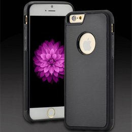 Wholesale I Phone Back Covers - luxury Anti gravity back case for apple iphone 6 6s 5 5s 4.7inch 6 plus i phone5 phone6 coque Mobile phone cover 6plus 6s